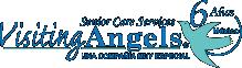 Visiting Angels Guadalajara Logo